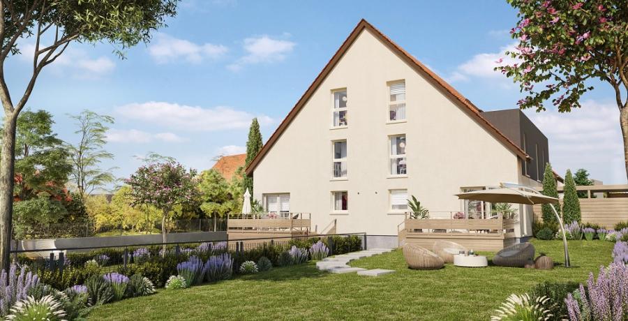 appartements duplex à eckwersheim: les carrés marengo
