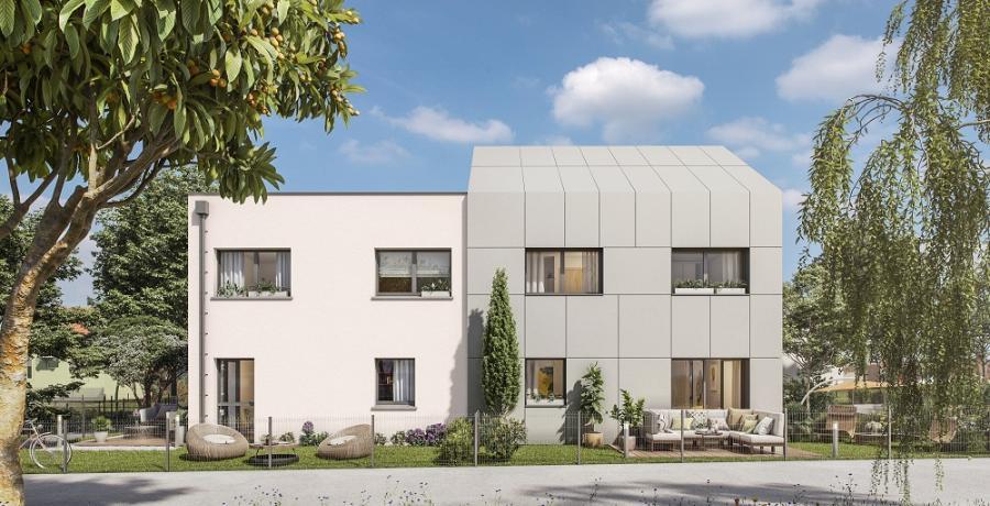 appartements duplex à Griesheim-Près-Molsheim : les carrés du Rebond