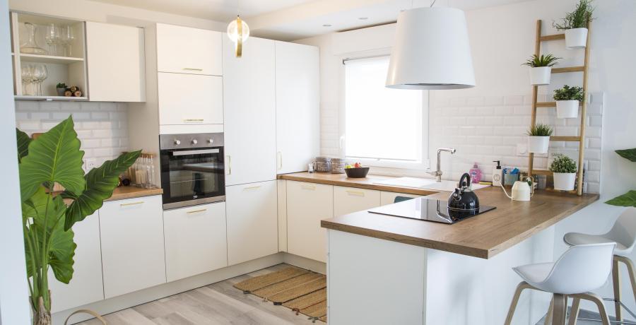 programme immobilier neuf à bollwiller : les carrés lorena, duplex-jardin cuisine