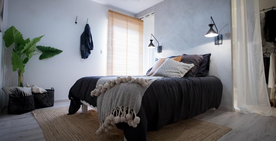 programme immobilier neuf à tagolsheim: les carrés de louise, duplex-jardin chambre