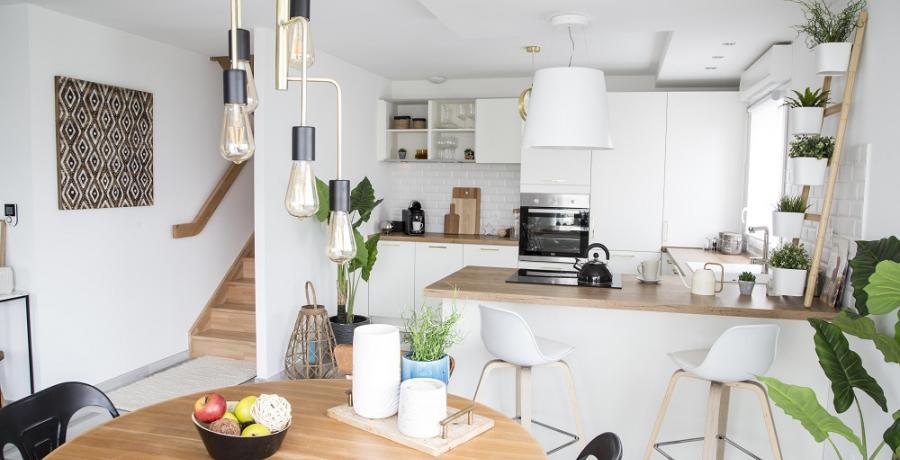 programme immobilier neuf à Danjoutin: les carrés de Paul, duplex-jardin séjour