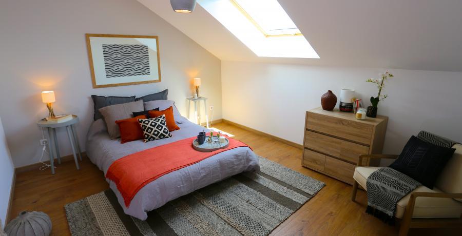 programme immobilier neuf à Veigy-Foncenex : les carrés Terra, duplex-jardin chambre