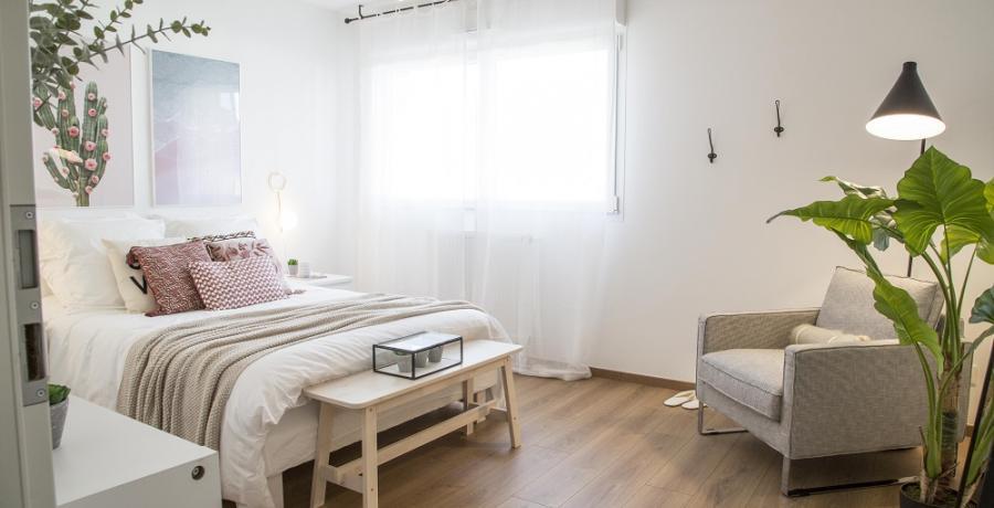 programme immobilier neuf à Belfort : les carrés d'Emile duplex-jardin chambre