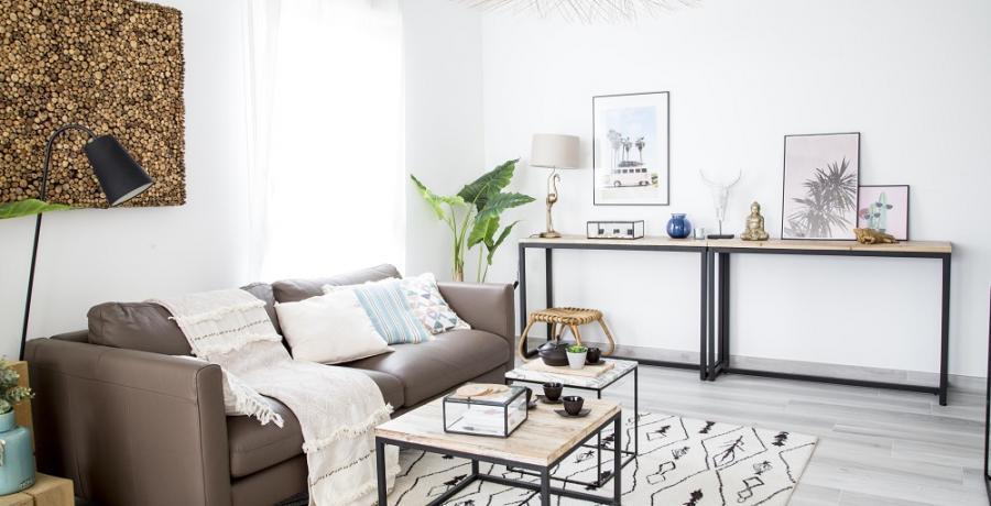 programme immobilier neuf à Belfort : les carrés d'Emile duplex-jardin salon