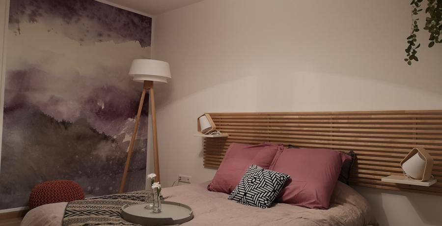 programme immobilier neuf à  Saint-Jean-de-Sixt : les carrés Bienheureux duplex-jardin chambre