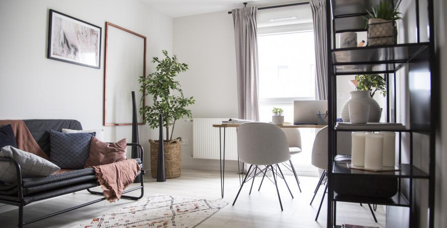 appartement duplex témoin Hangenbieten - mezzanine