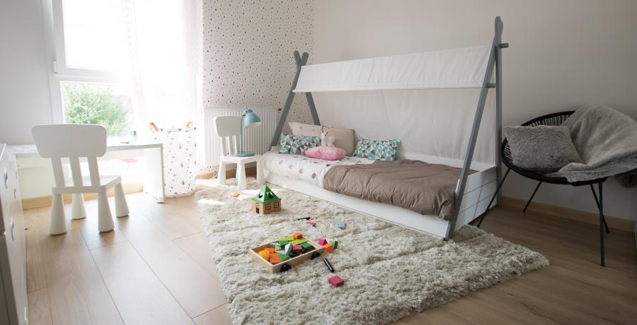 programme immobilier neuf à Ebersmunster : les Carrés Tradition, duplex-jardin chambre