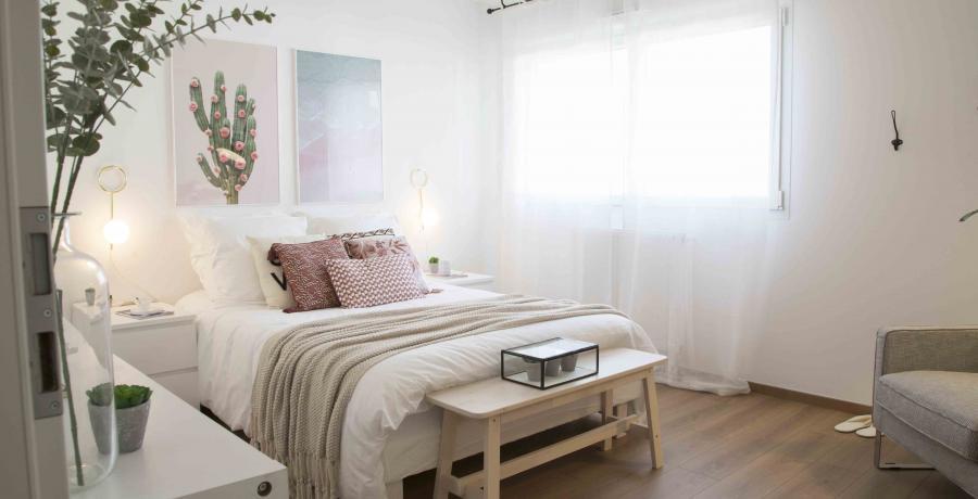 Programme immobilier neuf à Zaessingue : Les Carrés du Verger, duplex-jardin chambre
