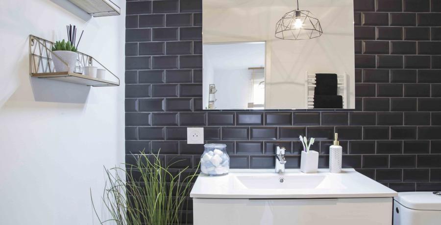 programme immobilier neuf à Guémar : les Carrés Maximin, duplex-jardin salle de bains