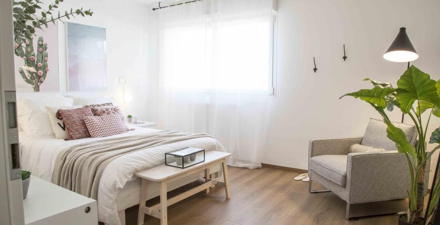 programme neuf immobilier à Niederentzen : Les Carrés d'Honis, duplex-jardin chambre