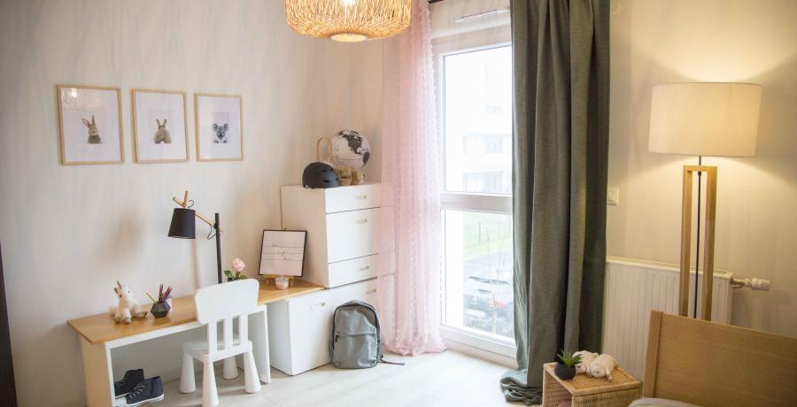 programme neuf immobilier à Wasselonne : Les Carrés Épona, duplex-jardin chambre enfant