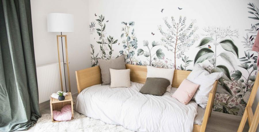 programme immobilier neuf à Matzenheim : Les Carrés Ginkgo, duplex-jardin chambre enfant