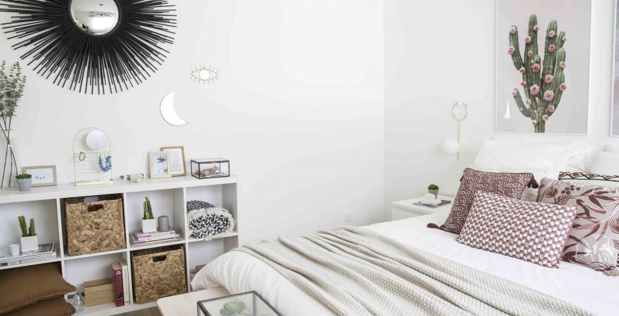 programme immobilier neuf à Habsheim : les carrés Voltige, duplex-jardin chambre parents