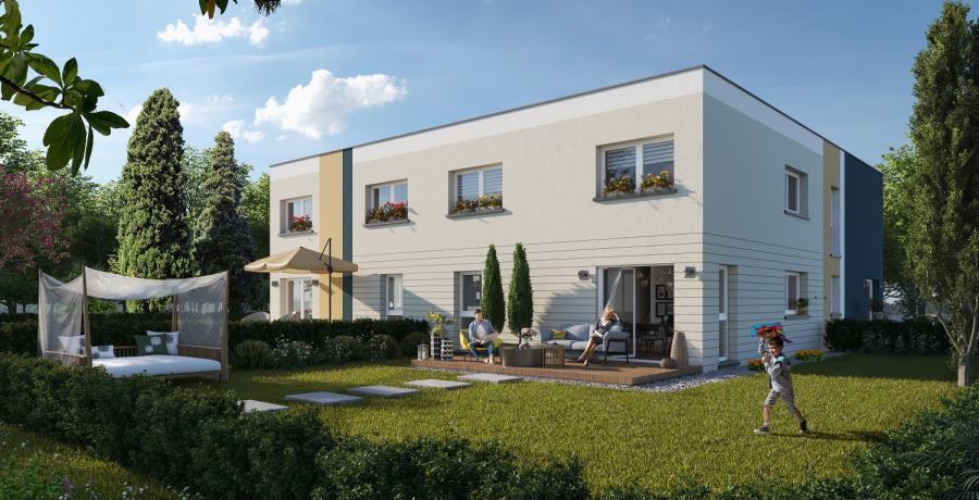 Appartement neuf Duplex-Jardin à Bourg-en-Bresse